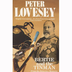 Bertie And The Tinman Peter Lovesey Crime Writer border=
