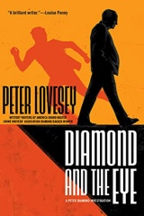 Diamond And The Eye Peter Lovesey USA edition