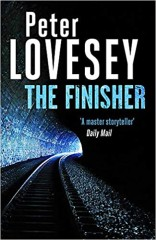 Peter Lovesey The Finisher UK edition