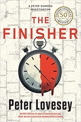 Peter Lovesey The Finisher USA edition