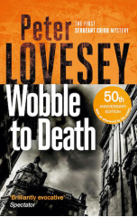Peter Lovesey - Wobble To Death with new afterword