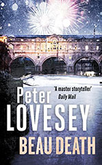 Beau Death Peter Lovesey UK edition