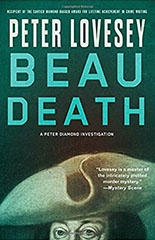 Beau Death Peter Lovesey USA edition